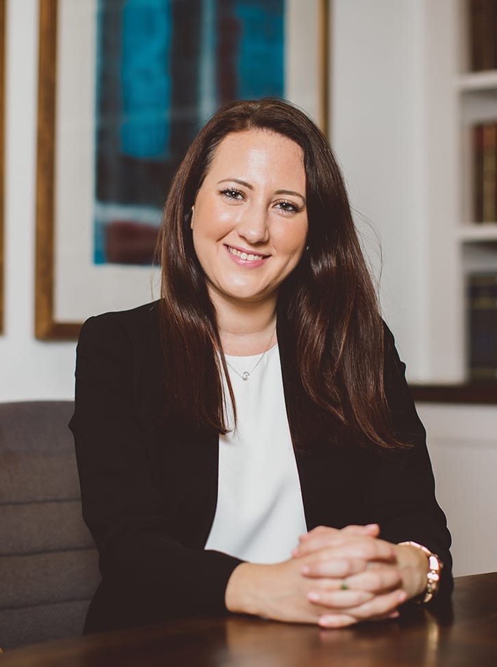 Catherine Burgess, Associate Solicitor