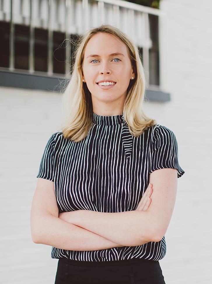 Natasha Lawson, Trainee Solicitor